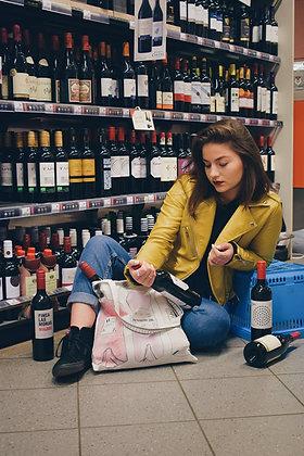 Wijn Is Fijn Tas