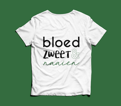 Bloed, Zweet & Naaien