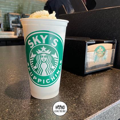 Starbucks beker: custom made (1 stuk)