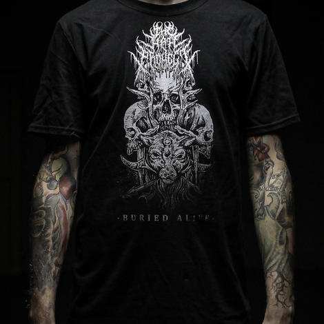 Buried Alive - T-shirt