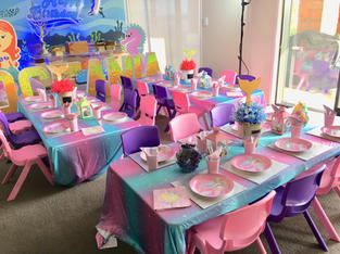 Kids Party Table Set