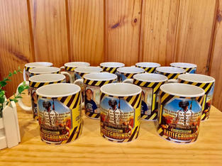Personalised Souvenir Mugs