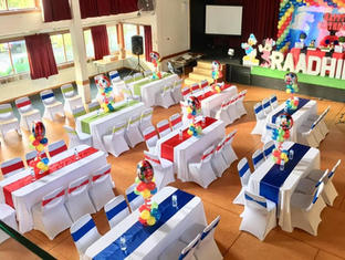 Table Linens Hire