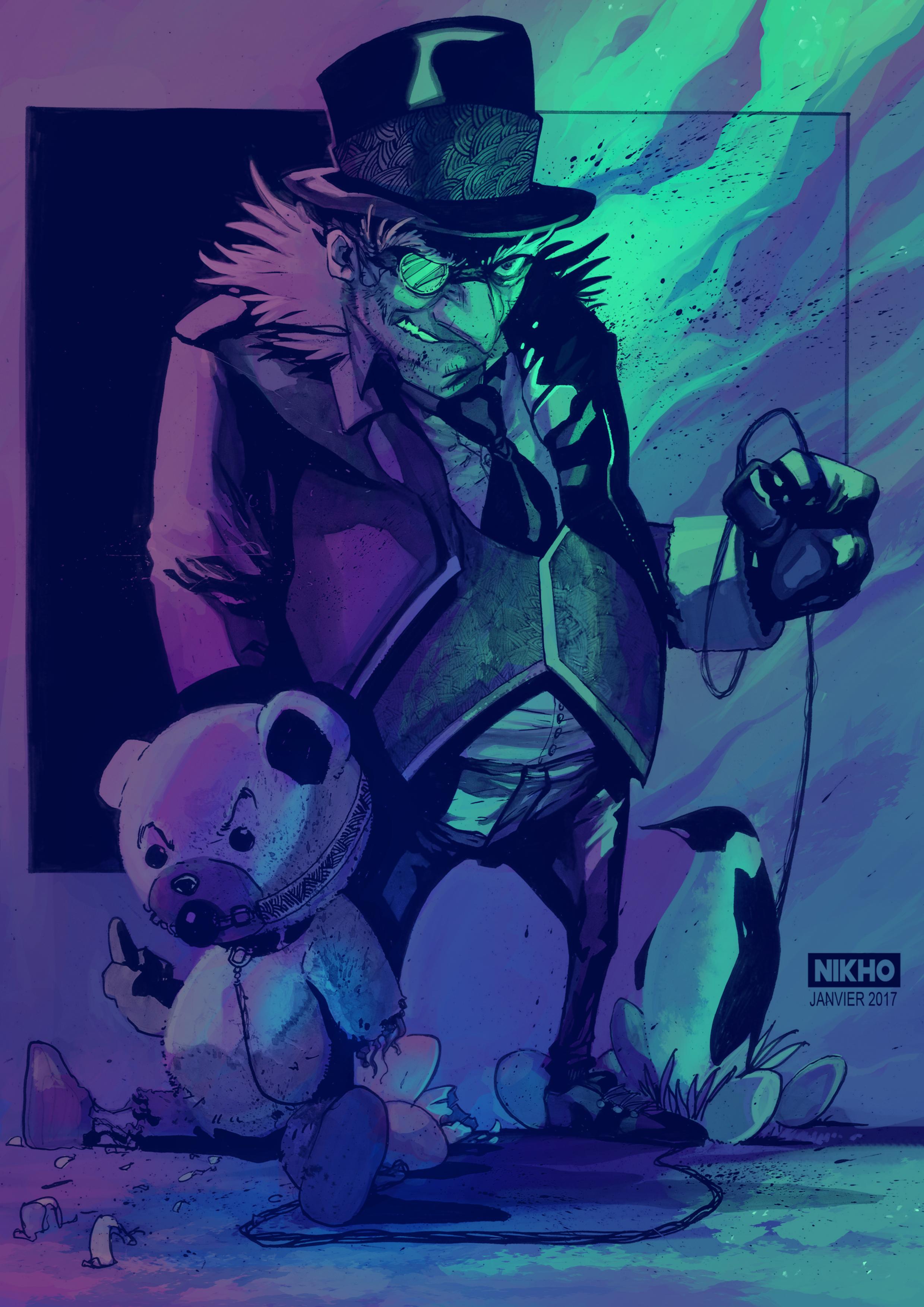 NIKHO - PINGOUIN ET TED