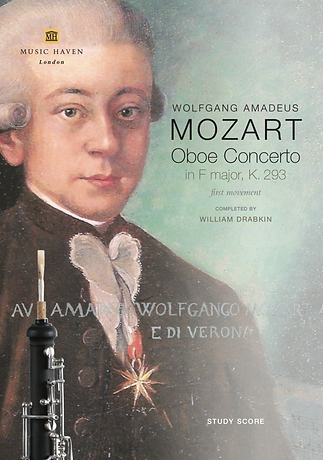 Wolfgang Amadeus Mozart Oboe Concerto in F major K. 293 (Orchestral)