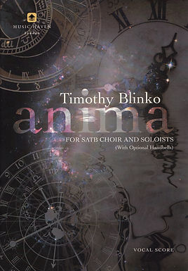 Anima For SATB Choir