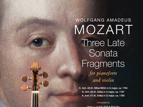 Continuing Where Mozart Left Off: An Interview with William Drabkin