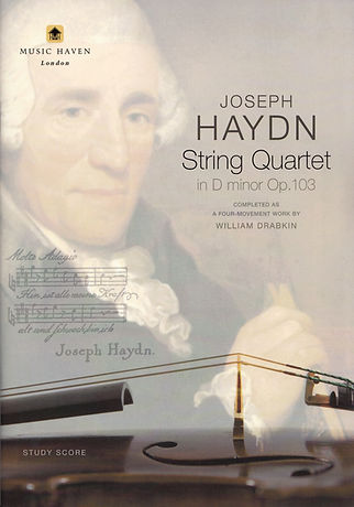Haydn String Quartet in D minor Op.103