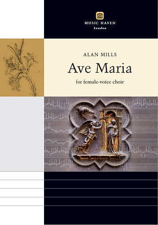 Ave Maria for female-voice choir