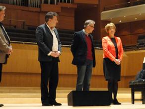 Report: Le tombeau de Rachmaninov World Premiere