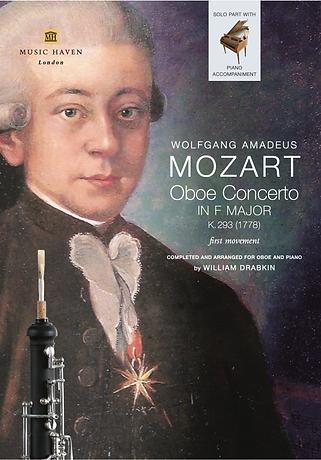 Wolfgang Amadeus Mozart Oboe Concerto in F major K. 293 (Oboe+Piano)