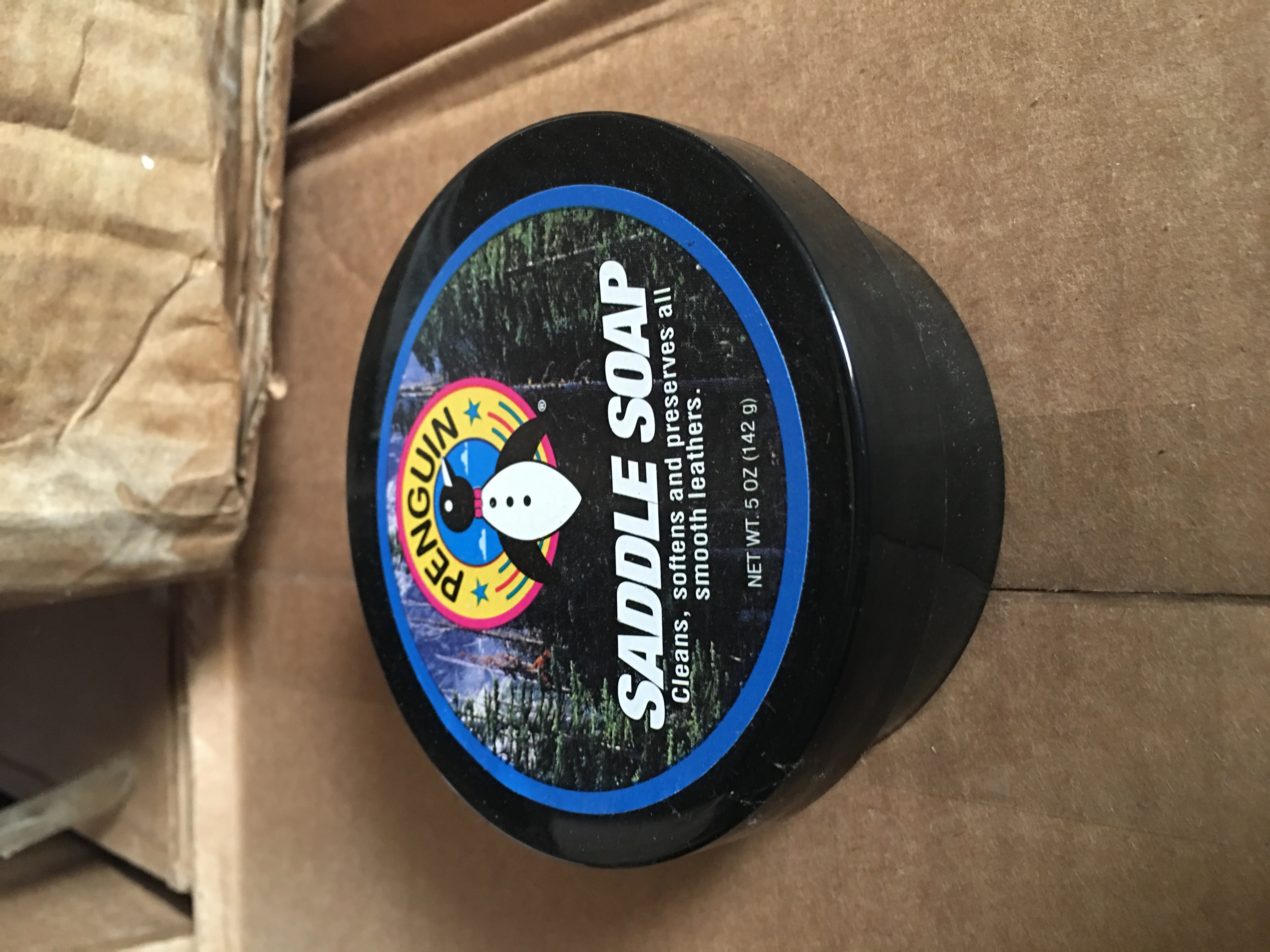 PENGUIN SADDLE SOAP