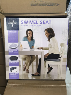 Swivel Cushion Seats