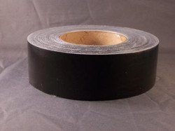 2in BLACK DUCT TAPE