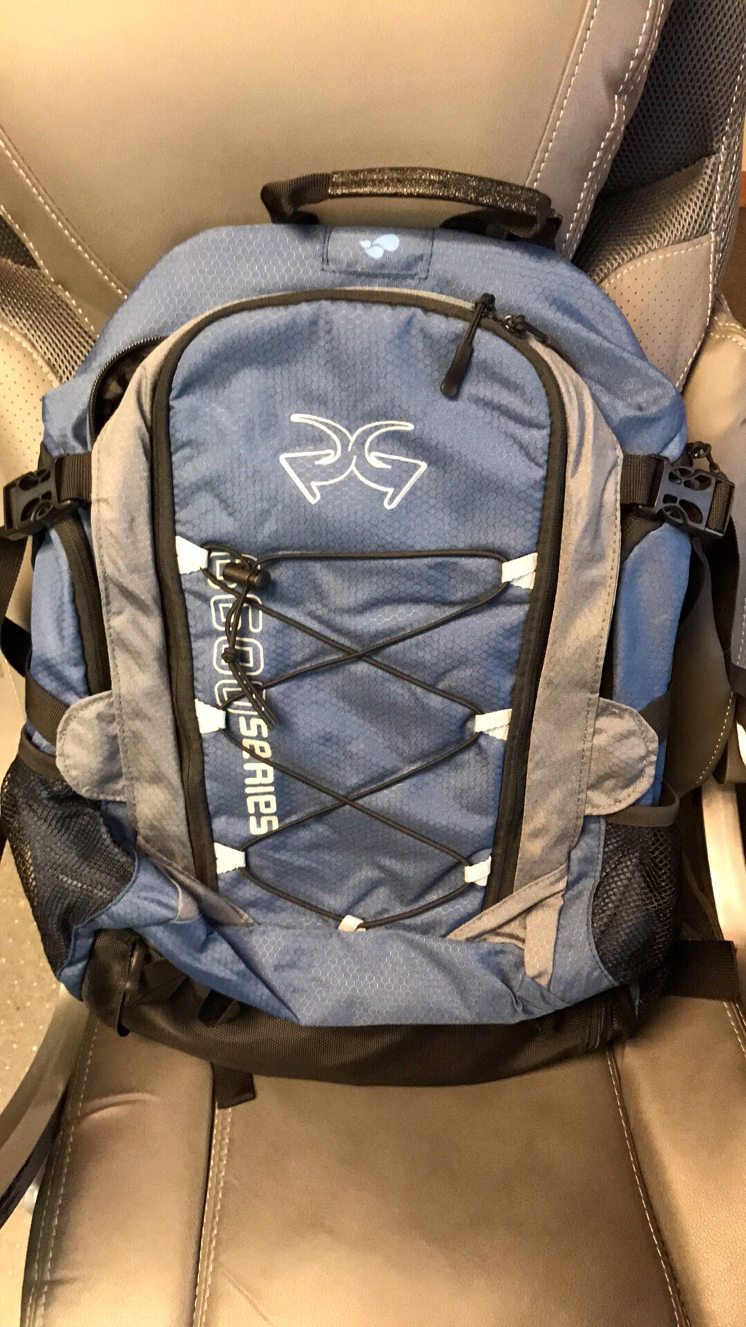 Pipergear Boxer Backpack