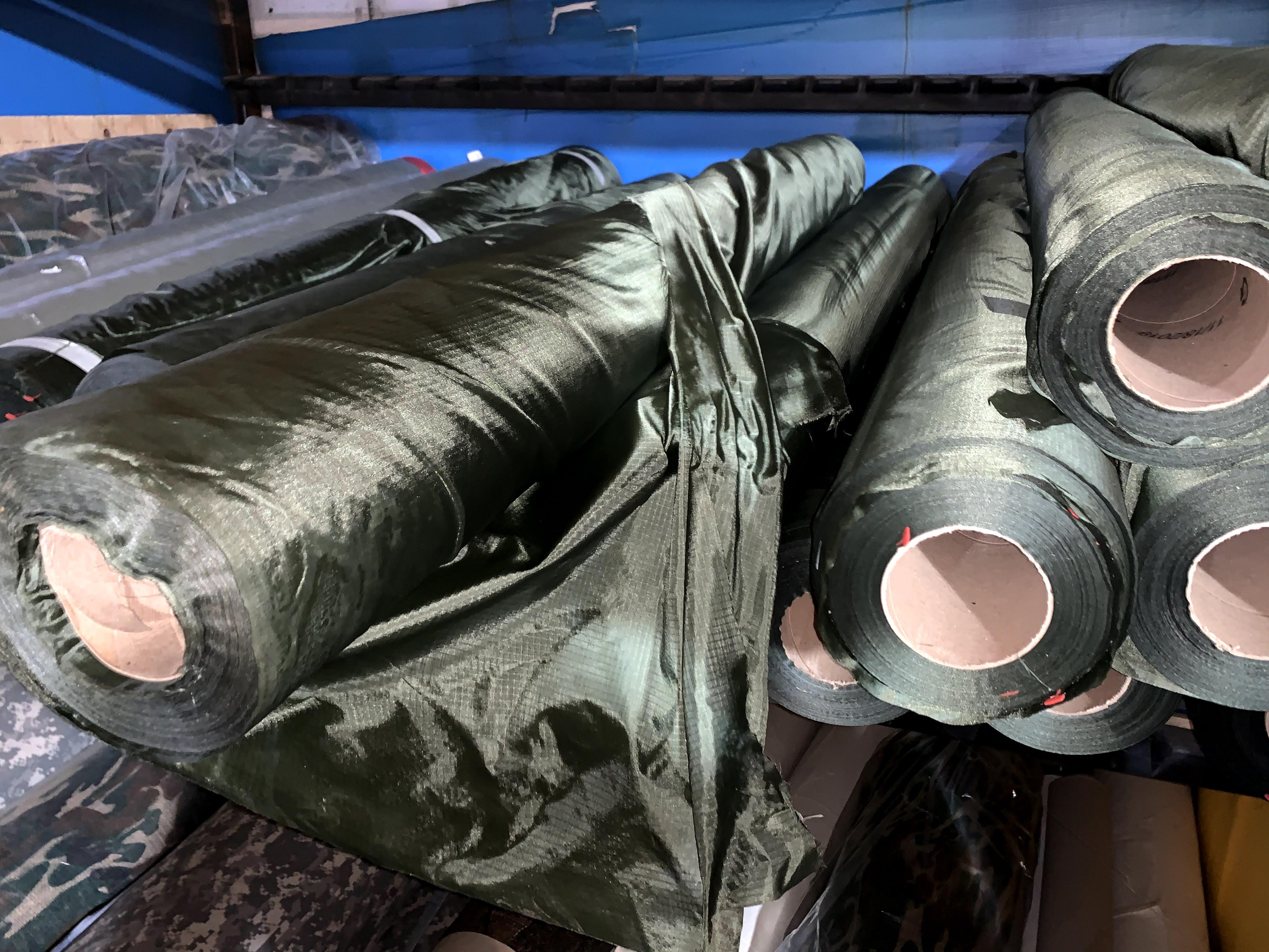 OD Parachute Material