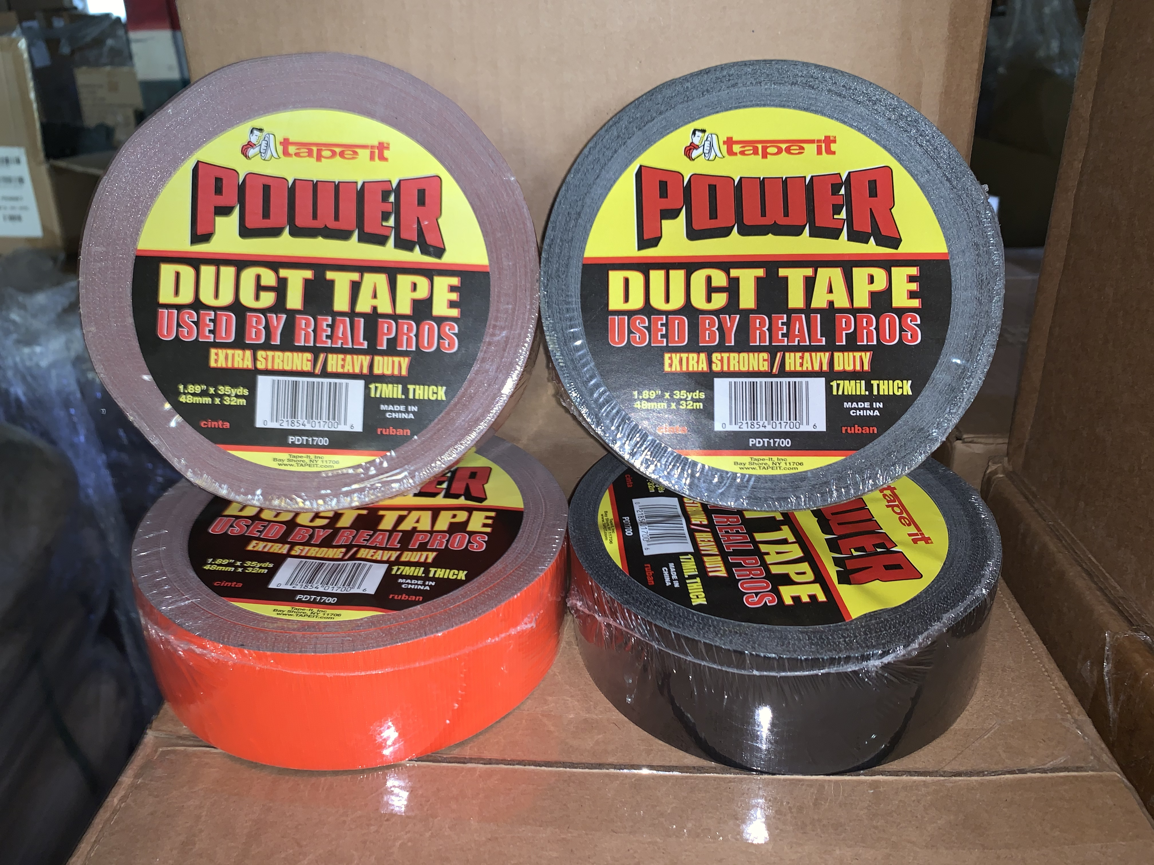 2in HD 18mil Duct Tape