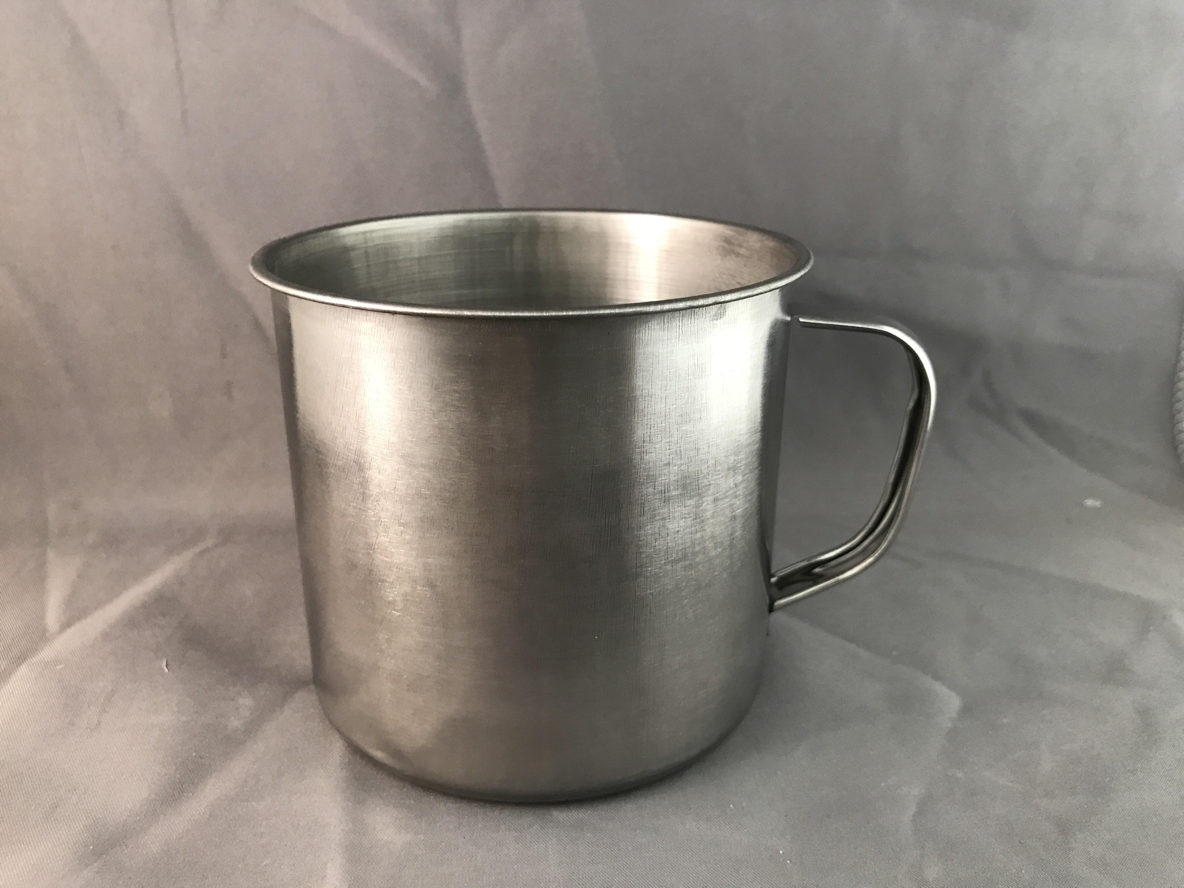 Stainless Steel Camping Mug