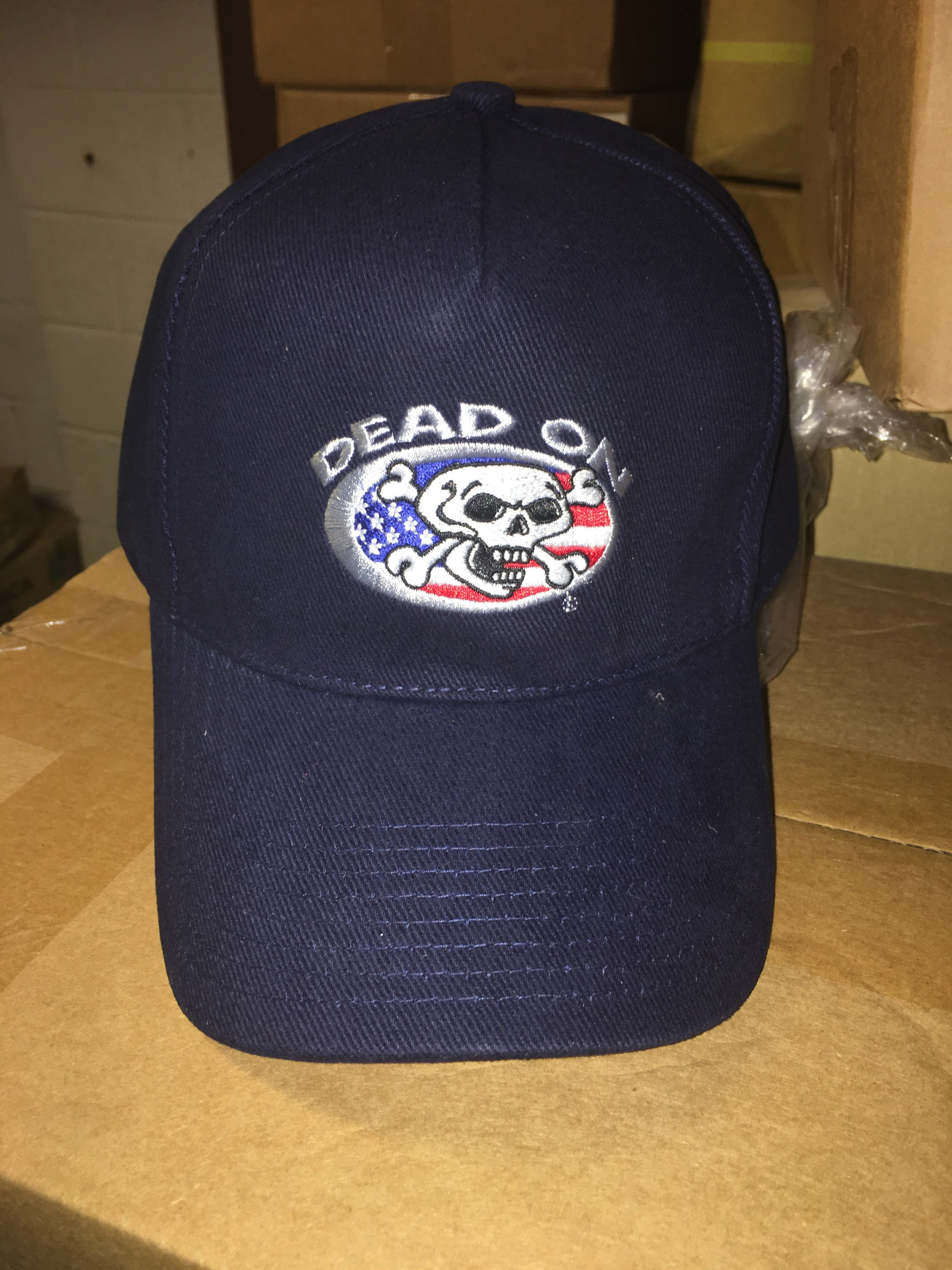 Blue Dead On Hats