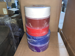 2in Assorted Color Duct Tape