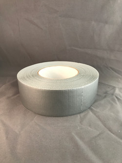 2in Silver HD Duct Tape