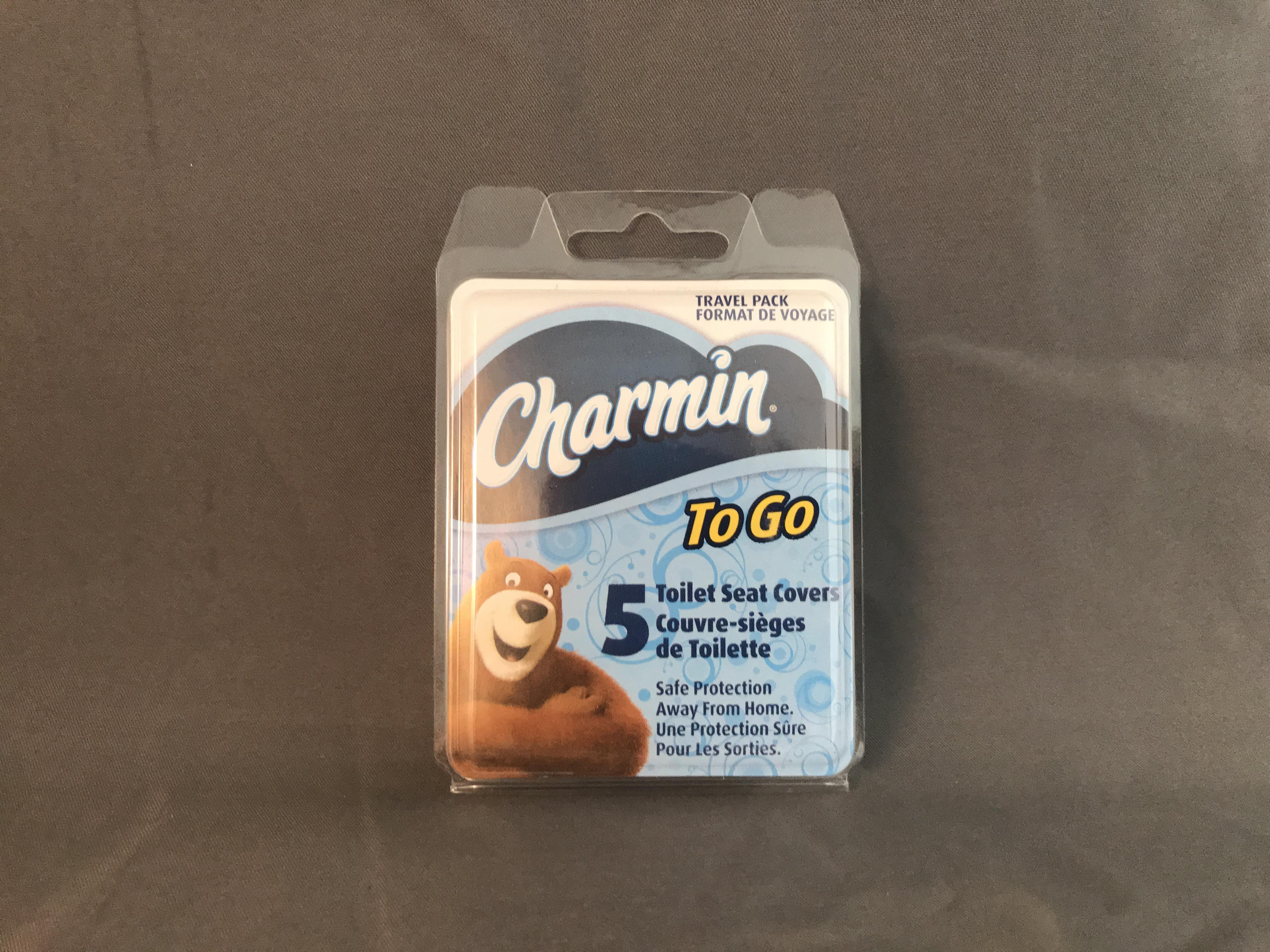 Charmin Toilet Seat Covers