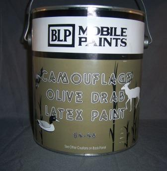MOBILE O.D. LATEX PAINT