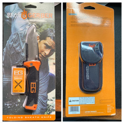 Bear Grylls Gerber Survival Knife