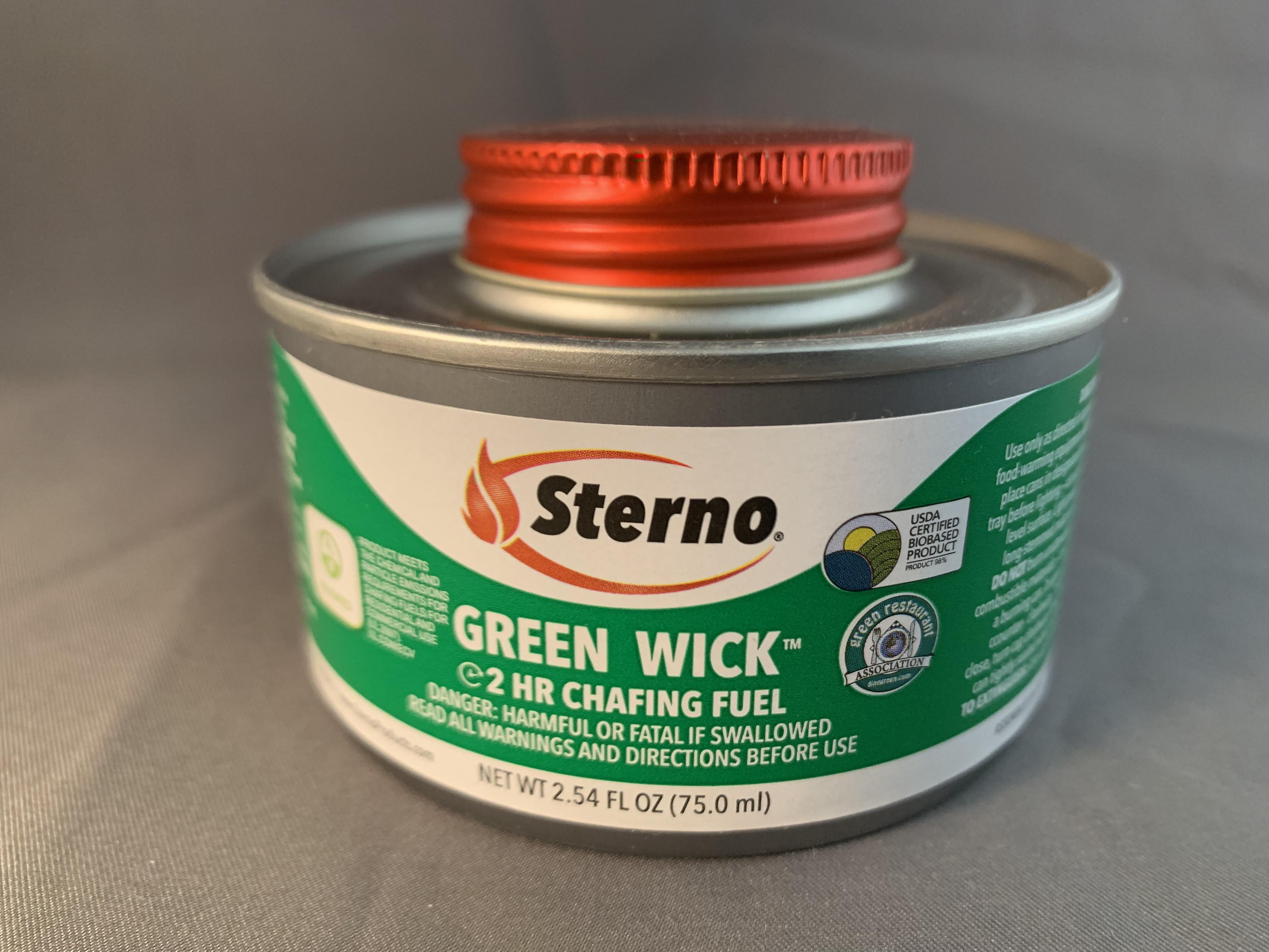 Sterno Green Wick