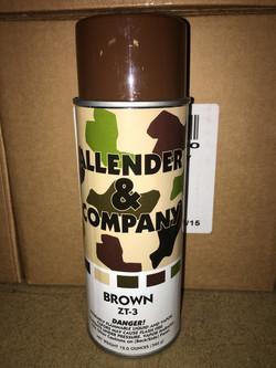 ALLENDER BROWN ZT-3