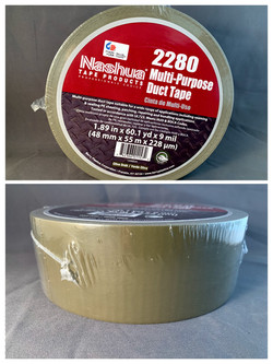 2in OD Duct Tape