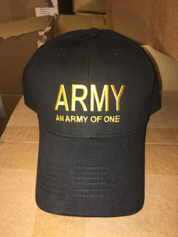 Black Army Hats