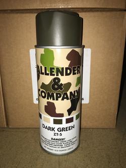 ALLENDER DARK GREEN AT-5