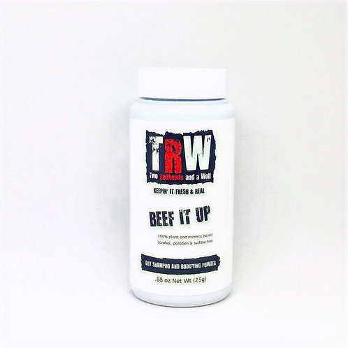 BEEF IT UP