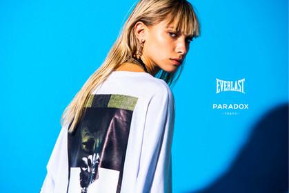 PRDX PARADOX TOKYO x EVERLAST