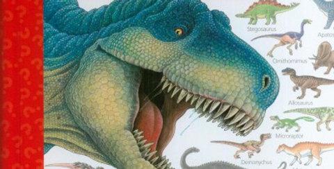 Angela Weinhold:Dinoszauruszok - Mit? Miért? Hogyan? 18.