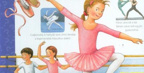Doris Rubel:A balett - Mit? Miért? Hogyan?