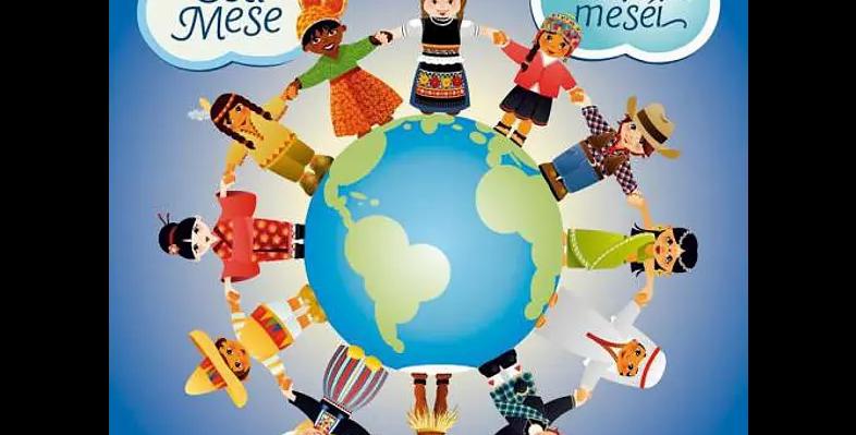 Esti Mese - Népek meséi (CD)