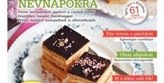 Kiskegyed konyhája magazin