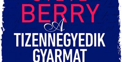 Steve Berry: Tizennegyedik gyarmat