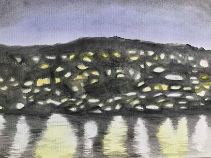 Worm Landscape (2016)
