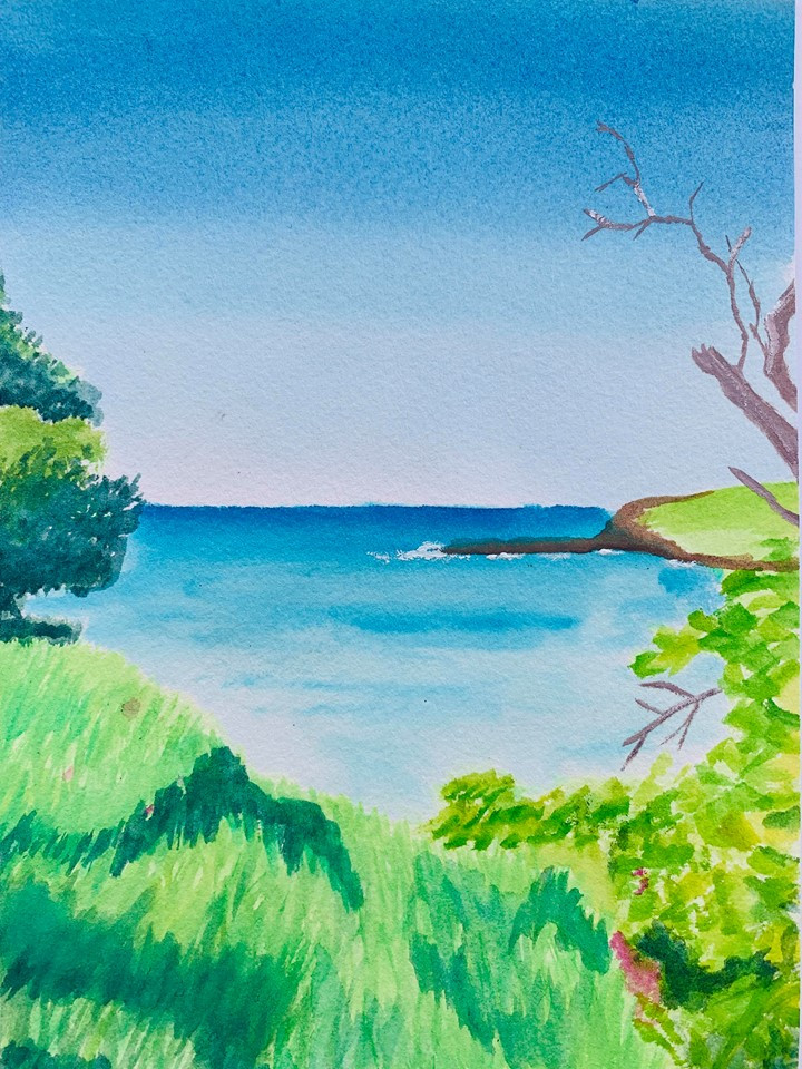 Kiama Postcard Landscape (2017)