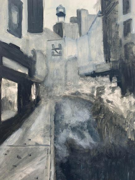 China Town NYC (study) (2016)