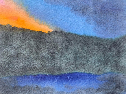 Fire Sunset (2016)