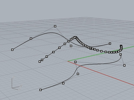 Loose curve from 2 views