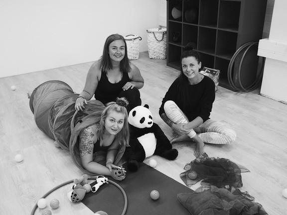 Nea, Maija ja Jenny