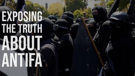 Exposing The Truth About Antifa