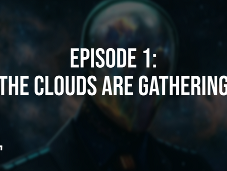 Episode 1: The Clouds Are Gathering / Uncovering The Insurrection