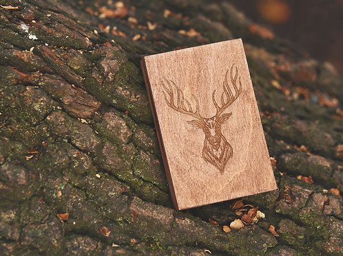 Powerbank 4400mAh with Box – Deer