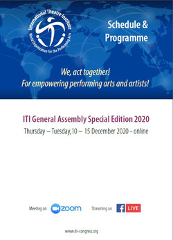 1. ITI General Assembly Special Edition 10-15 Dec 2020